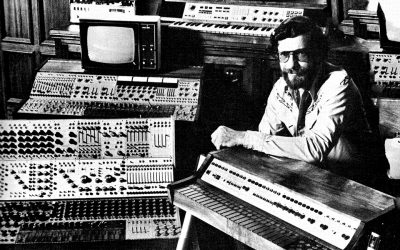 DON BUCHLA SYNTHESIZED