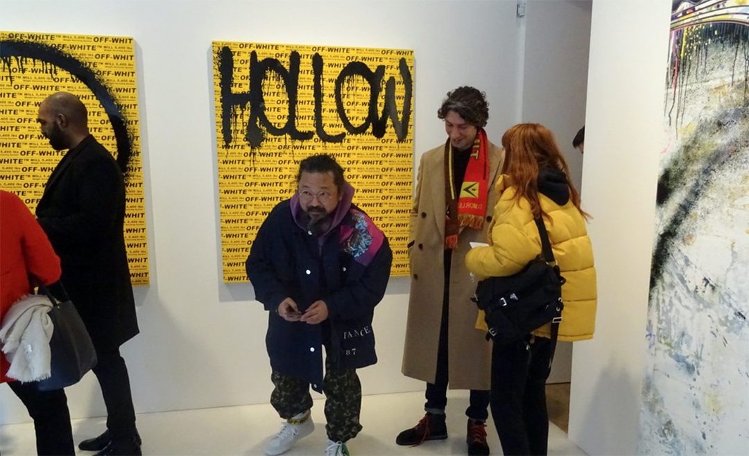 Takashi Murakami & Virgil Abloh – 'Future History' @ Gagosian (London)
