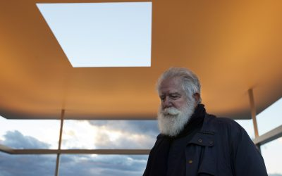 Interview with James Turrell